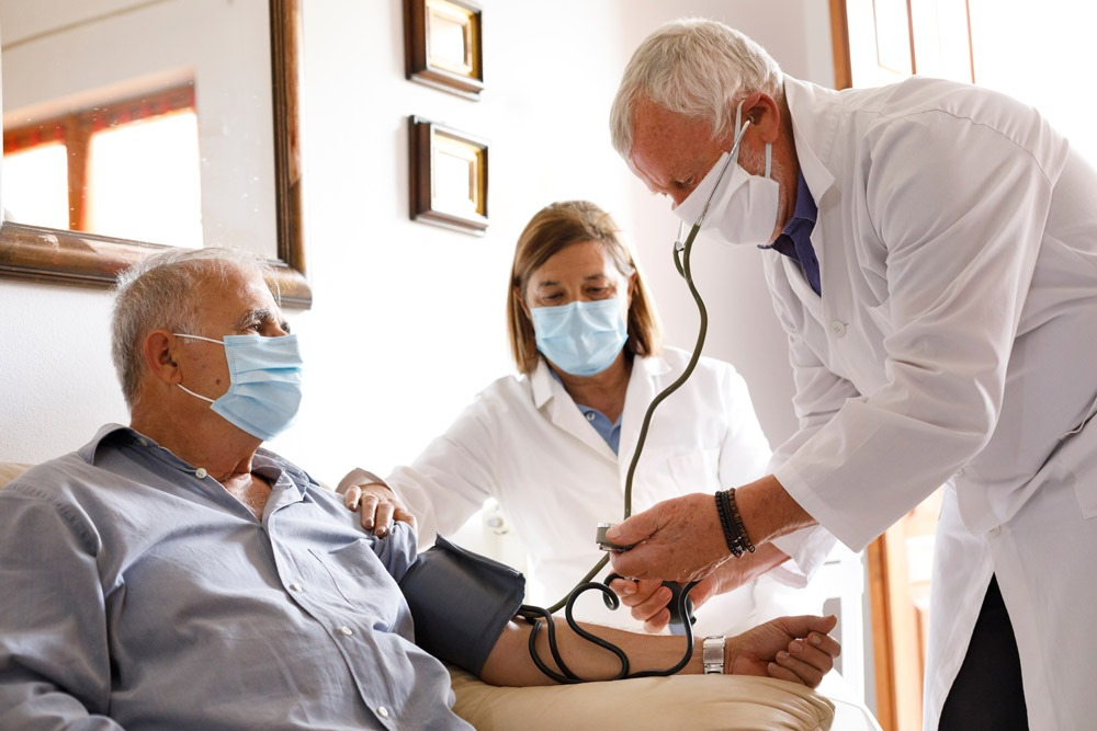 Maintaining A Healthy and High Blood Pressure during COVID-19